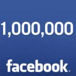 O número de Anunciantes ativos no Facebook chega a 1 milhão