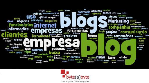 Descubra por que é uma boa estratégia criar um blog para sua empresa