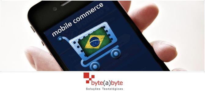 Comércio eletrônico via Smartphone está em alta